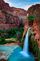 Havasu Falls - Havasupai Indian Reservation