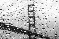 Drops Of The Golden Gate Bridge