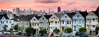Painted Ladies - Alamo Square, San francisco