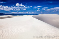 White San Dunes Natl. Monument